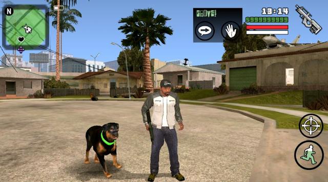 تحميل لعبة  GTA 5 mobileالمعروفة  للاندرويد بحجم 90 ميجا فقط .!