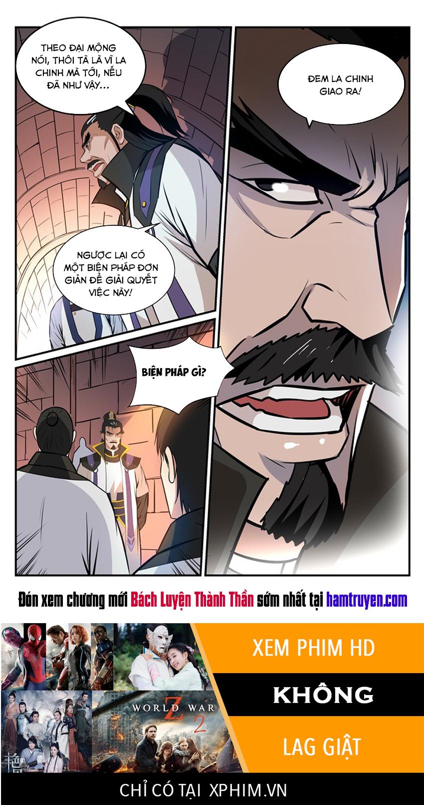 Bách Luyện Thành Thần Chapter 192 trang 17 - CungDocTruyen.com