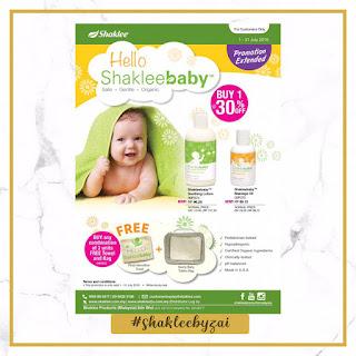shaklee baby