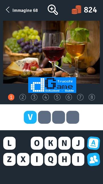 Soluzioni 1 Immagine 8 Parole soluzione livello 61-70