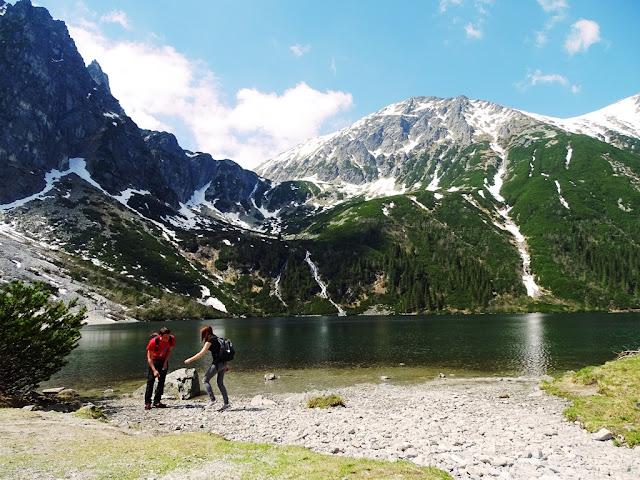 Pierwszy raz w Tatrach