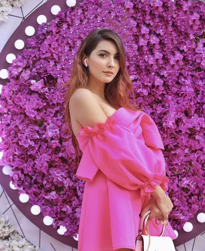 Niki Mera - One Can Never be Too Successful, In The Materialistic Perspective of Things (Social Media Influencer)