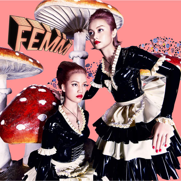 [Album] FEMM – Pow! / L.C.S (2016.02.03/MP3/RAR)