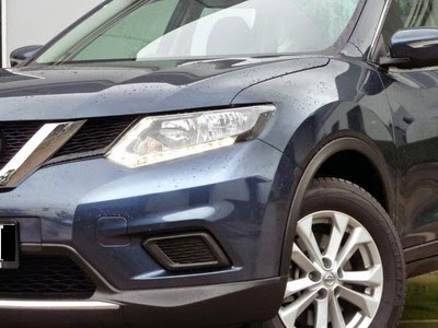 All-New Nissan X-Trail 2014 7 Seater