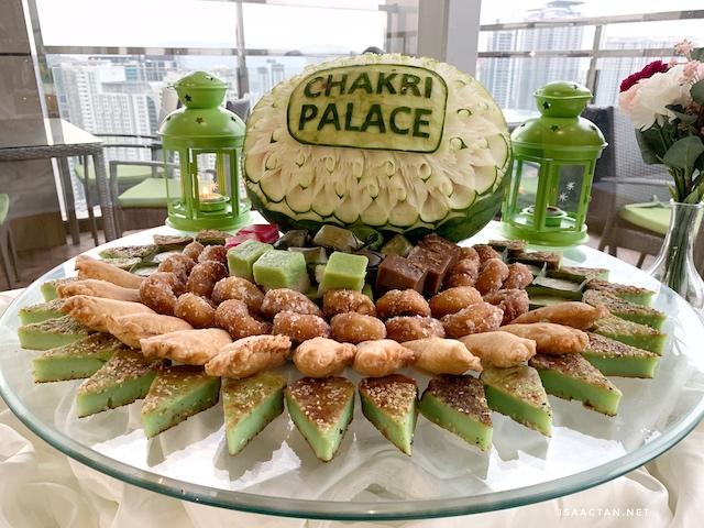 Tantalizing Tastes Of Thailand Buffet @ Chakri Palace