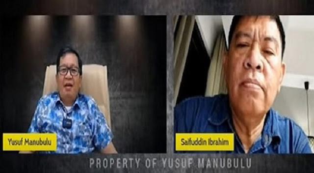 Pendeta Saifuddin Ibrahim Bongkar Kekuatan Besar di Balik Penistaan Agama M Kece, Singgung Jenderal?