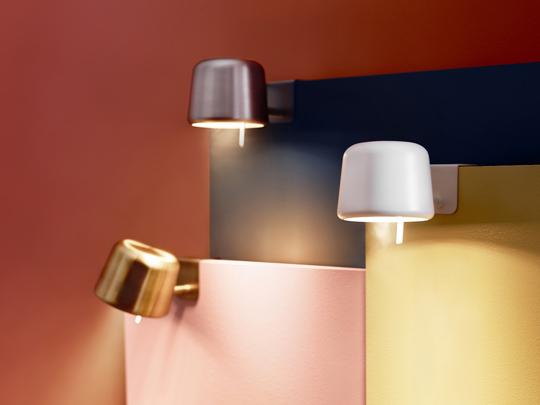 IKEA hösten 2016 - Varv klämpspot med dimringsbart led-ljus | www.var-dags-rum.se