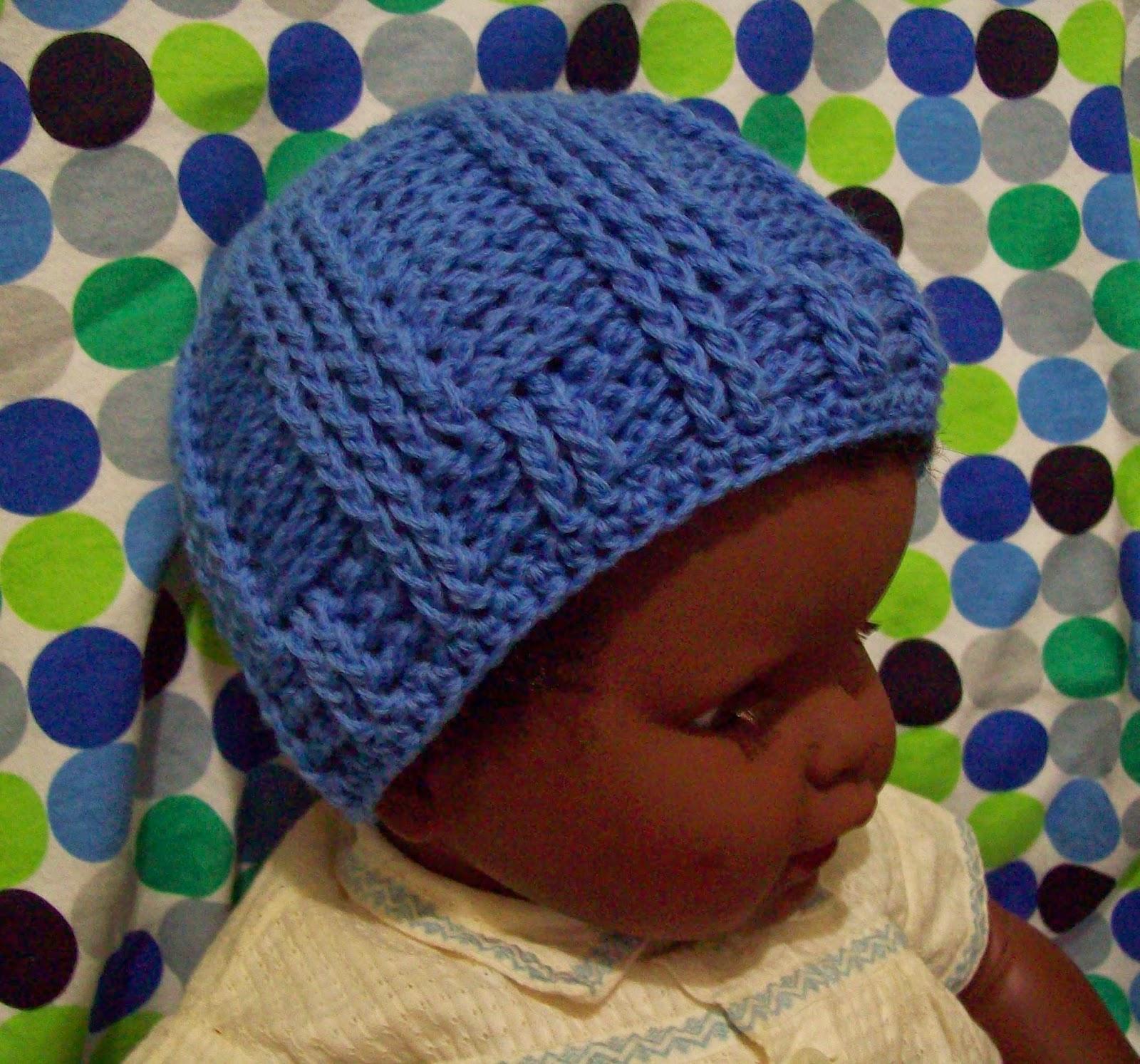 Double Knit Baby Hat Pattern Free Saffron Indian Cuisine