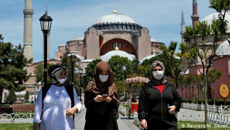 Η Τουρκία δεν λέει την αλήθεια για τον κορωναϊό