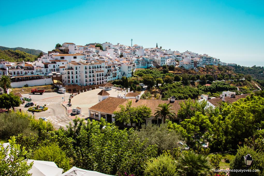 Frigiliana, uno de los pueblos con más hechizo de Málaga