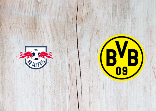 RB Leipzig vs Borussia Dortmund -Highlights 09 January 2021