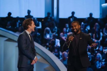 Kanye West Mengatakan Label Rekaman Membuat Para Artis Menandatangani Kontrak Untuk Hentikan Mereka Bicara Tentang Yesus