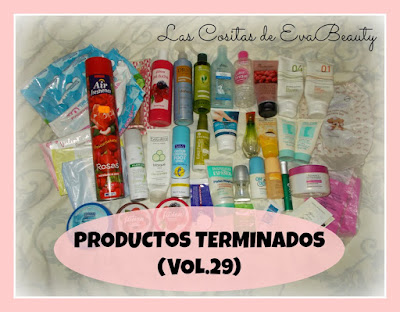 Productos Terminados (Vol.29)