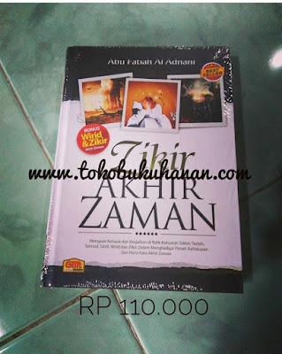 Buku Zikir Akhir Zaman Abu Fatiah al Adnani