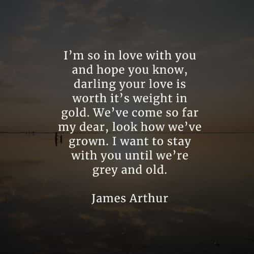 Wedding quotes for couples with pure heartfelt love