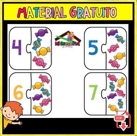 numeros del 1 al 10 puzzle