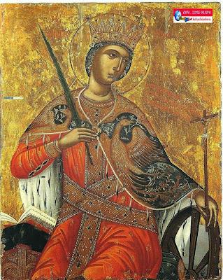 Αποτέλεσμα εικόνας για Αγία Αικατερίνη, Εμμανουήλ Λαμπάρδου, 1