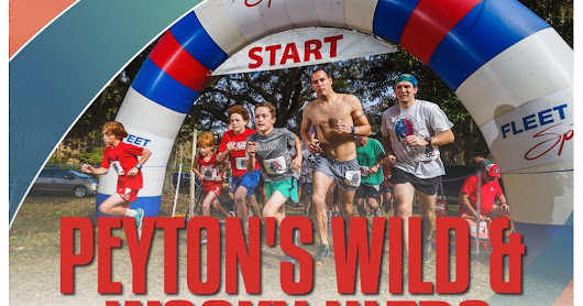 Peyton's Wild and Wacky Ultra (5K and 10x5K)