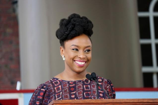 My parents did not name me Chimamanda – Author Ngozi-Adichie