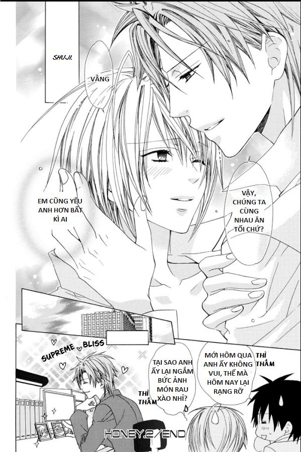 Trang 34 - (chap 2)TUẦN TRĂNG MẬT 18+ (- HARUKA MINAMI) - Truyện tranh Gay - Server HostedOnGoogleServerStaging