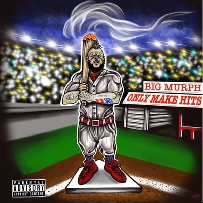 Big Murph - Big Murph Only Make Hits (2019) - Album Download, Itunes Cover, Official Cover, Album CD Cover Art, Tracklist, 320KBPS, Zip album