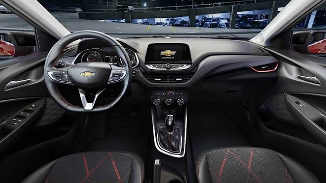 Novo Onix 2021 RS estreará no Brasil com motor 1.0 Turbo