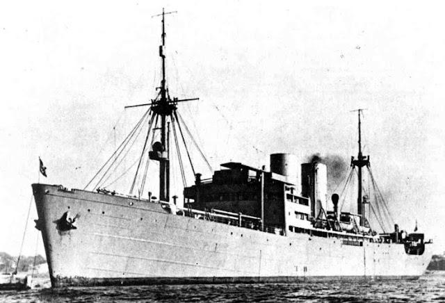 22 November 1940 worldwartwo.filminspector.com Atlantis