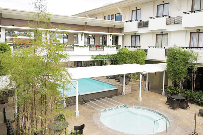 Mansion Garden Hotel in Zambales