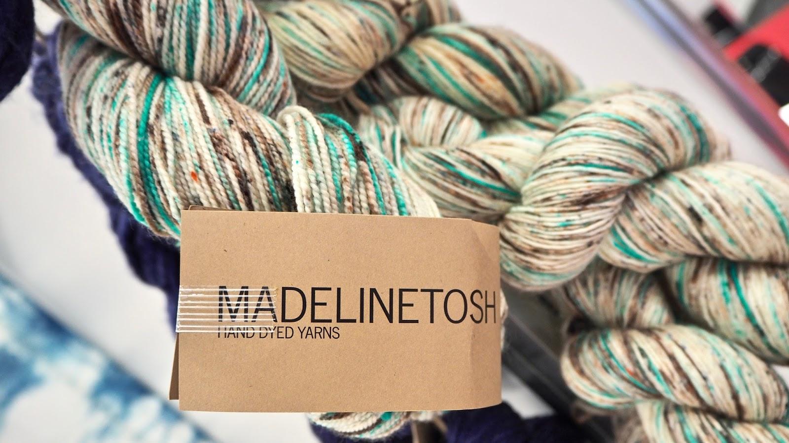 Madelinetosh Wolle
