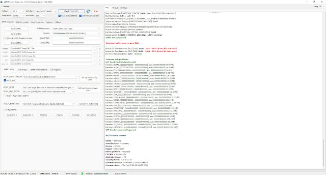 Samsung SM-A7000 Emmc Dump File Tested