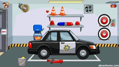 تحميل لعبة ماي تاون الشرطة مجانا للاندرويد My Town Police APK برابط مباشر