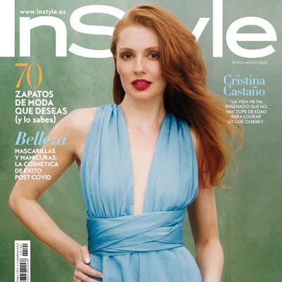 Revista instyle agosto 2020 revistas mujer femeninas noticias moda y belleza