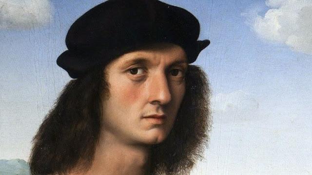 Pintor Rafael Sanzio