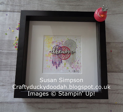Craftyduckydoodah!, Follow Your Dreams, Joy of Sets Christmas Blog Hop, Stampin' Up! UK Independent  Demonstrator Susan Simpson, Supplies available 24/7 from my online store,