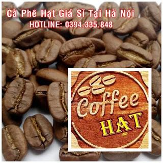 cà phê hạt giá sỉ tại hà nội