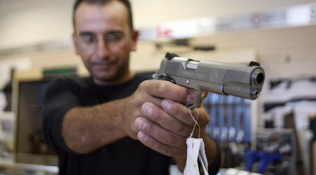 Bill would limit number of guns Californians can buy to one per month