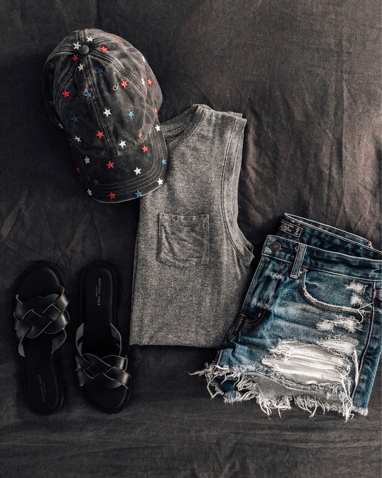 Easy 4th of July Outfit Idea