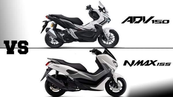Beda jauh Perbandingan Yamaha Nmax dan Honda Adv 150, Selamat untuk yang Masih Setia dengan Yamaha!