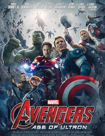 Avengers Age of Ultron 2015 Hindi Dual Audio Free Download