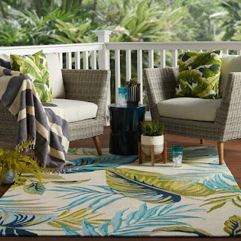 Update Your Coastal Home - Begin with a Fabulous Rug