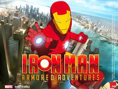 Ver Iron Man: Aventuras de Hierro Online