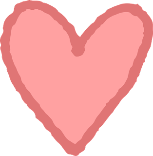Free Heart Cliparts, Free Clipart, Free Doodles