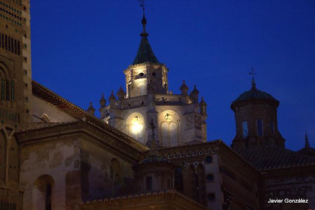 Catedral gótico mudejar de Santa María de Mediavilla. Teruel