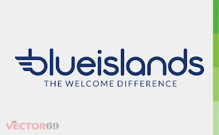 Blue Islands New 2020 Logo - Download Vector File CDR (CorelDraw)