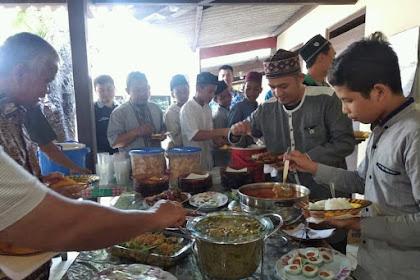 Bèrèh! Masyarakat Aceh di Solo Peuduek Acara Khanduri Ngön Silaturrahmi