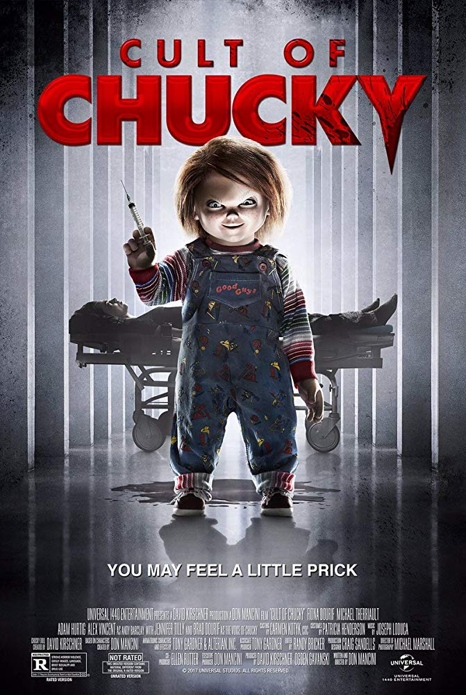 Review Cult of Chucky (2017)