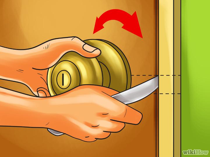 Aneka Cara Membuka Kunci Pintu Yang