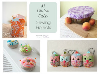 10 cute sewing projects you will love