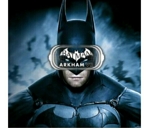 Video Game - Batman PS4 VR: Arkham