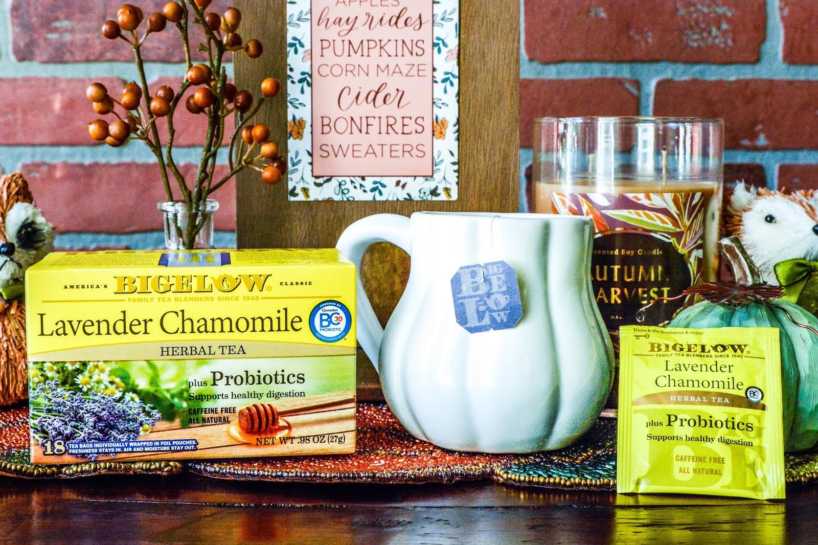 Bigelow Lavender Chamomile Tea